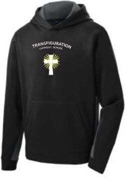 Picture of Transfiguration Youth Performance Sweatshirt (YST235))